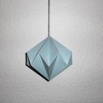 o.) Fertiger Kristall