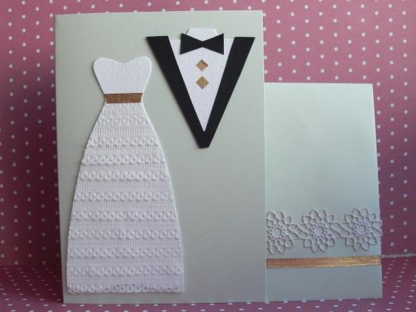 Hochzeitskarte 1